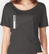DevOps Women's Relaxed Fit T-Shirt