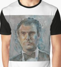 Pierce Brosnan - My Name is Bond Graphic T-Shirt