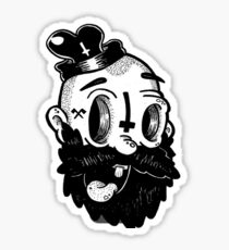 CRAZY GUY Sticker