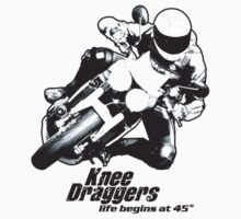 Knee Draggers - Life begins at 45