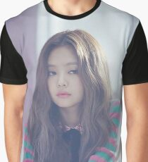 Jennie, Blackpink Graphic T-Shirt
