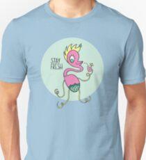 Stay Fresh Illustration Unisex T-Shirt