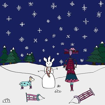 A Winter Of Silly by monica