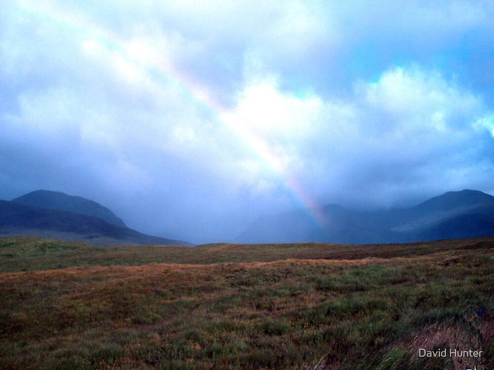 North West Highlands of Scotland by David Hunter