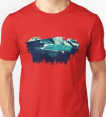 Alpine Hut Unisex T-Shirt