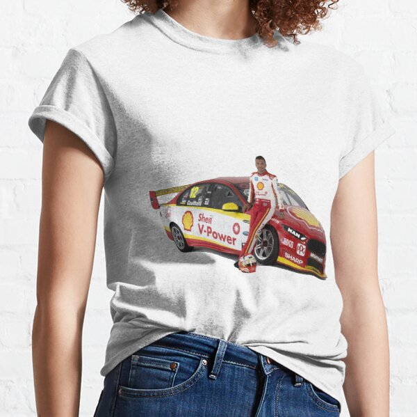 Fabian Coulthard V8 Supercars 2017 Classic T-Shirt