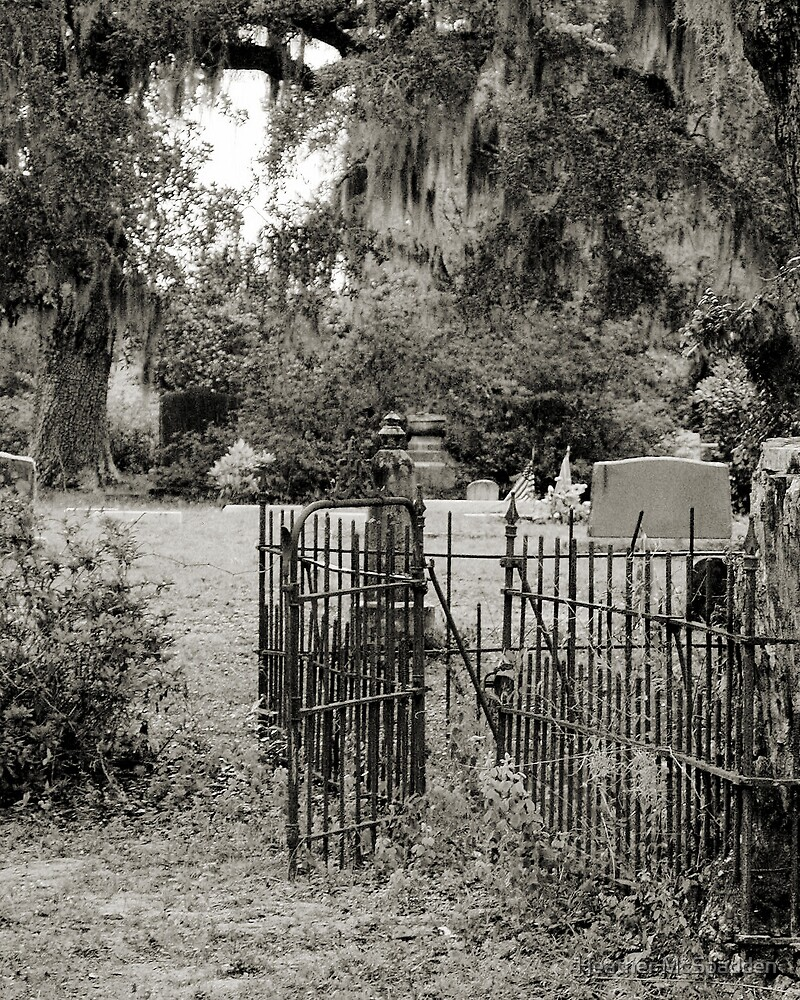 """'St. Andrew's Cemetary"""" by Heather McSpadden"""