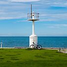 Izola Lighthouse by Rae Tucker