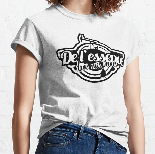 DLEDMV The One B & W Classic T-Shirt