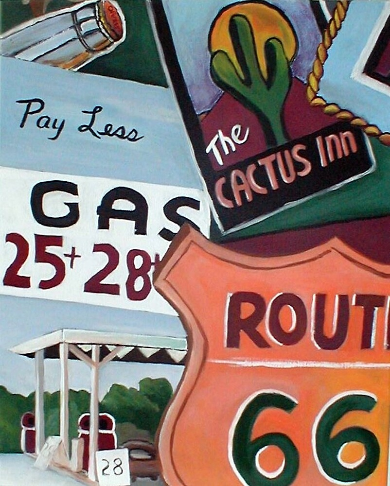 route 66 by aline