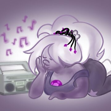 Music Soothes the Crystal Gem's Soul by mistina