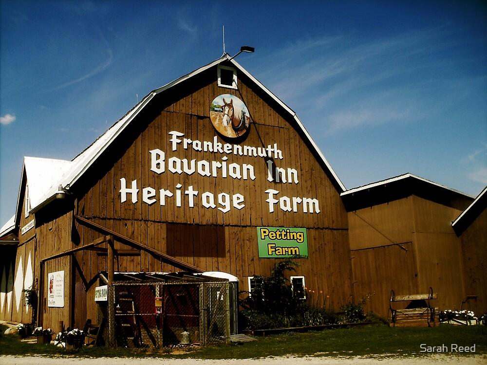 heritage farm.  by Sarah Reed