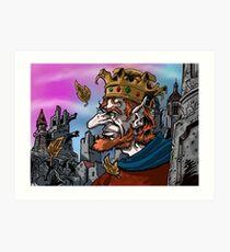 """Last Goblin King"" Art Print"