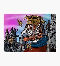 """Last Goblin King"" Photographic Print"