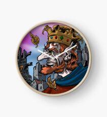 """""""Last Goblin King"""" Clock"""