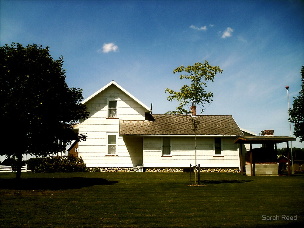 1900 home.  by Sarah Reed