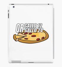 Gallo 12 or Gallo 24? iPad Case/Skin