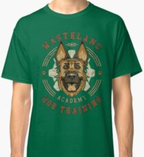 Fallout 4 dog training academy ' dogmeat ' Classic T-Shirt