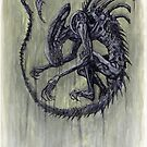 Xenomorph by Adam Howie