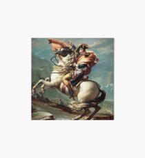 Napoleon - Byronic Superman Art Board