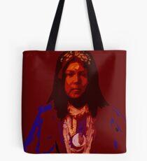 Apache Corn Maiden Tote Bag