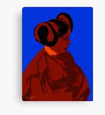 Hopi Princess Canvas Print