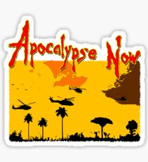 Apocalypse now! Sticker