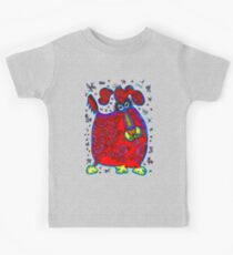 BaggyDog Red Kids Clothes