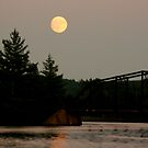 Moon River by spig
