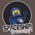 Everyone's Favourite Spaceman! by JessdeM