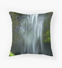 """Falling Waters"" Throw Pillow"