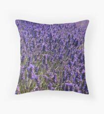 """Lavender"" Throw Pillow"