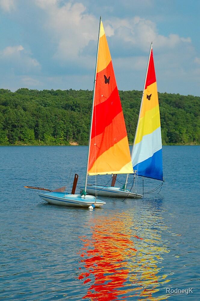 Anchors Away by RodneyK