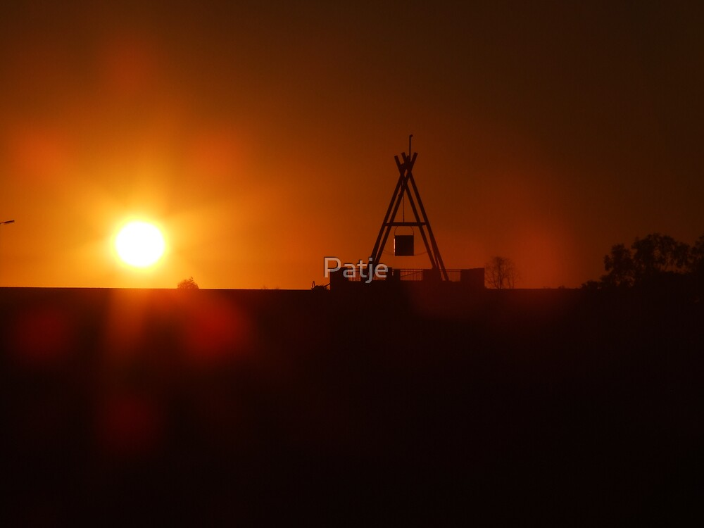 Coober Pedy by Patje