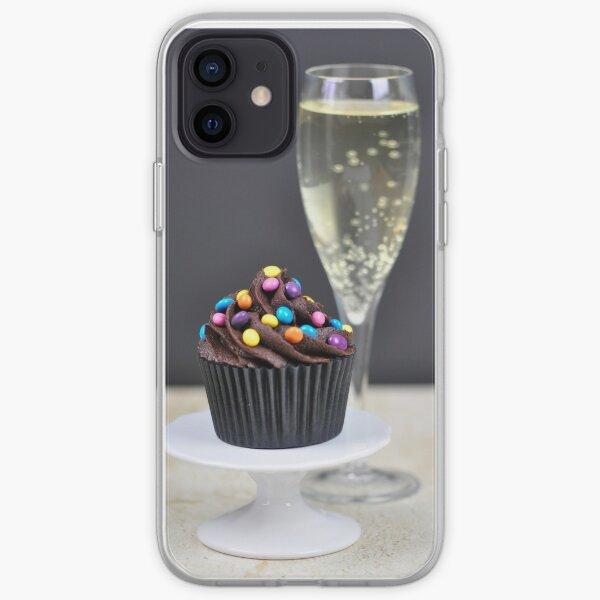 Champagne, Chocolate: Fun! iPhone Soft Case