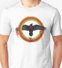 Raven Ouroboros Unisex T-Shirt