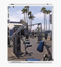 Exercise equipment iPad Case/Skin