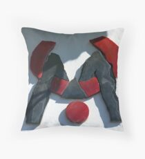 Cesar Manrique Logo Throw Pillow