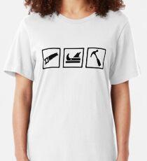 Carpenter Tools Slim Fit T-Shirt