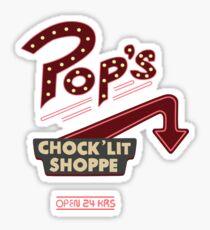 Pop's Riverdale Sticker
