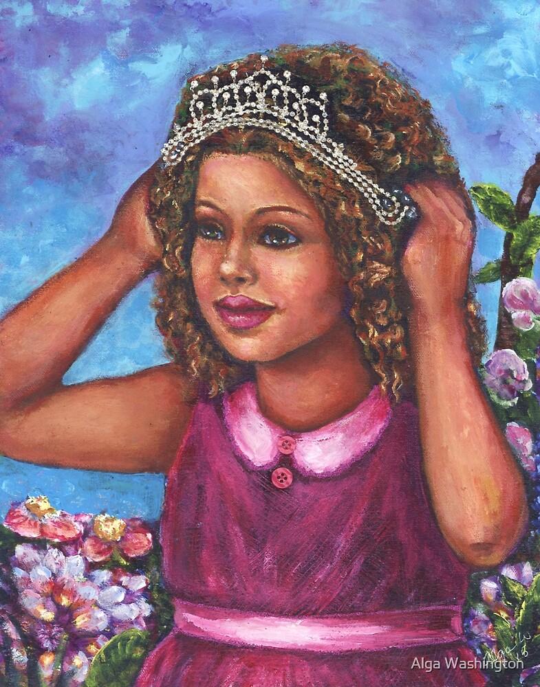 Little Princess by Alga Washington