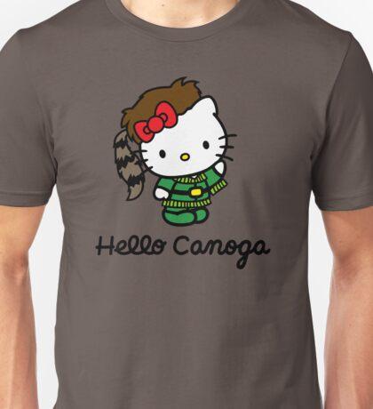 Hello, Canoga Unisex T-Shirt