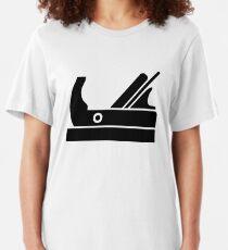 Planer carpenter Slim Fit T-Shirt