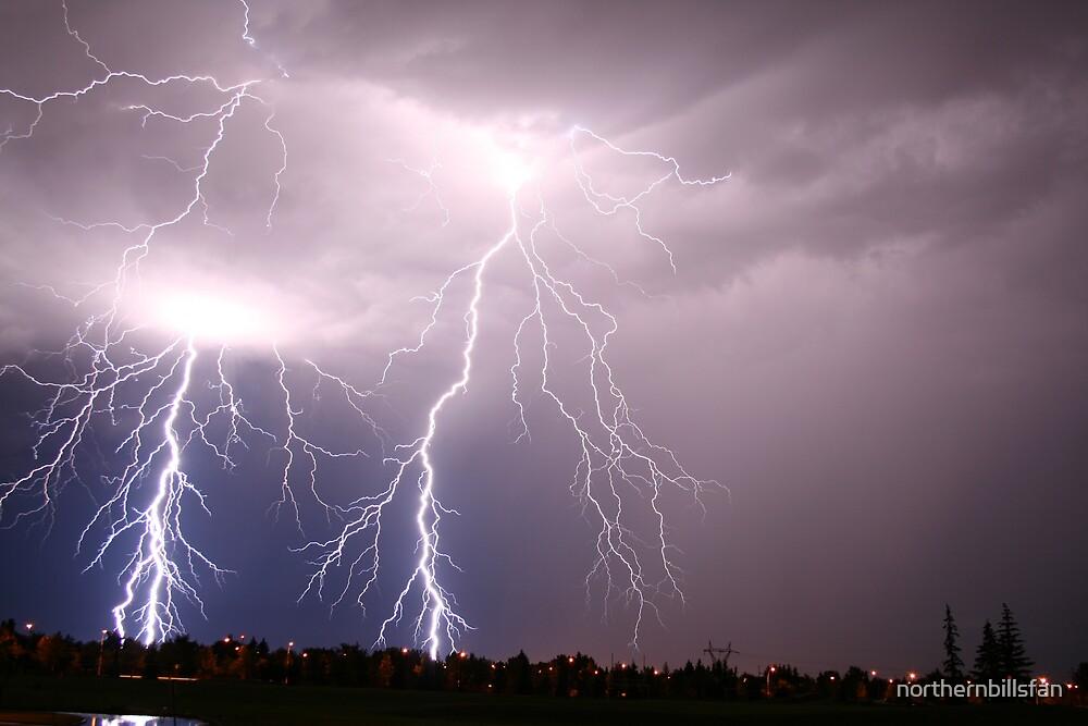 Summer lightning by northernbillsfan