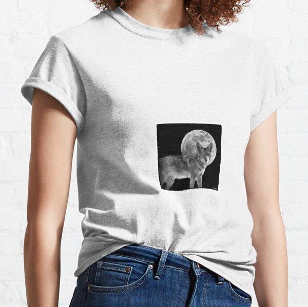 Coyote Moon Classic T-Shirt