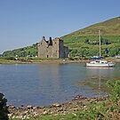 Lochranza Castle by Kat Simmons