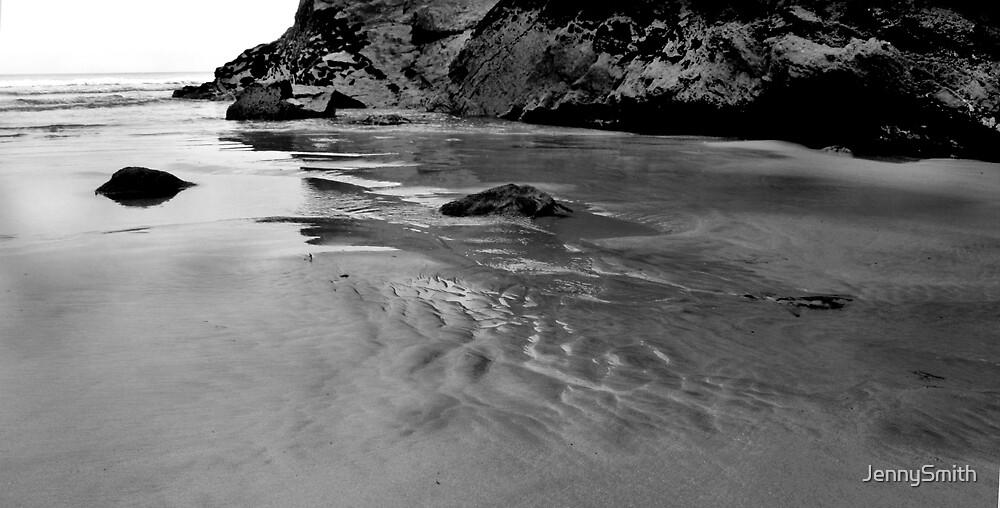 Sand Ripples by JennySmith