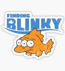 Finding Blinky Sticker