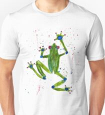 Frogs Slim Fit T-Shirt