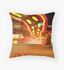 Ambulance Passage Throw Pillow